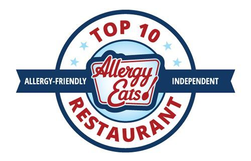 AllergyEats Announces 2019 List of the Top 10 Allergy-Friendly Independent Restaurants in America