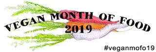 VeganMoFo 2019 9: G is for Great Chefs Cook Vegan