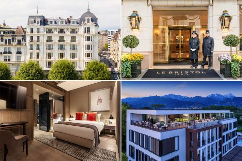 Watch tours: How to travel across Europe in luxury this year