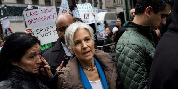 The FEC says Jill Stein, who raised $7.3 million to recount the 2016 election, owes them more than $66,000 for campaign finance violations