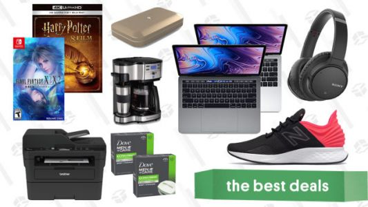 Thursday's Best Deals: Gloomhaven, MacBook Pros, Eddie Bauer, Dog Food, and More