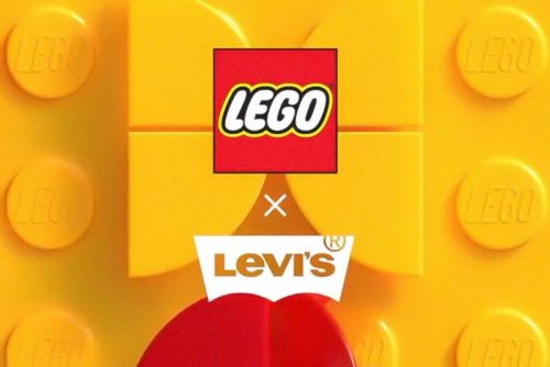 LEGO Teases Upcoming Collaboration With Levi's
