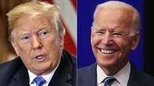 Trump: 'I Dream About Biden' Running For President In 2020