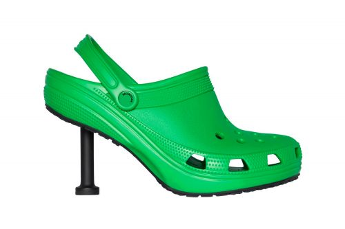 Stiletto Crocs are here to erase all of your pandemic comforts
