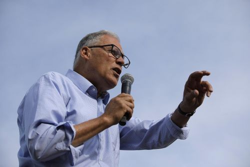 Jay Inslee drops out of Democratic presidential race