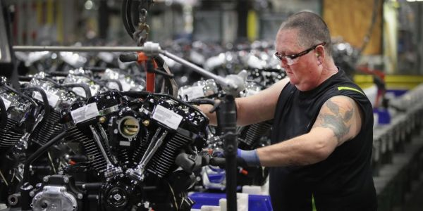 Harley-Davidson warns European tariffs will cause a 'tremendous cost increase'