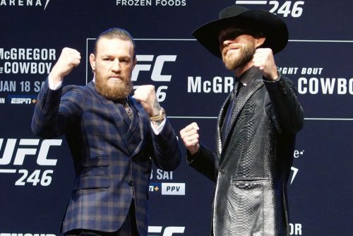 Donald Cerrone says he'll offer Conor McGregor immediate rematch when he wins at UFC 246