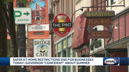 'Safer at Home' restrictions end for businesses Friday night; governor 'confident' about summer