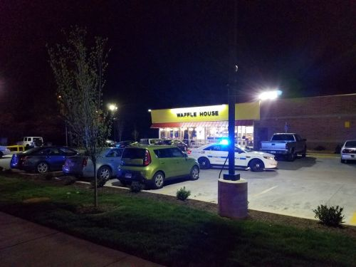 Hero prevented further bloodshed at Tennessee Waffle House