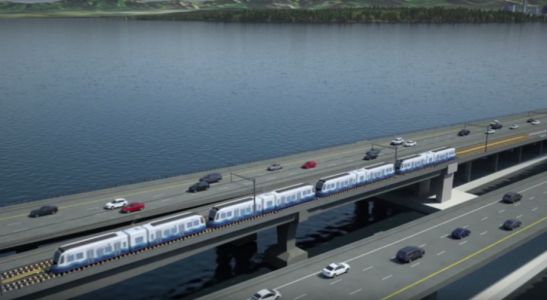 Seattle is building the world's first floating passenger train