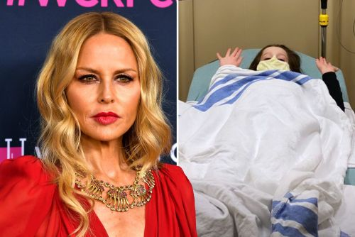 Rachel Zoe's son recovering after 40-foot fall from ski lift