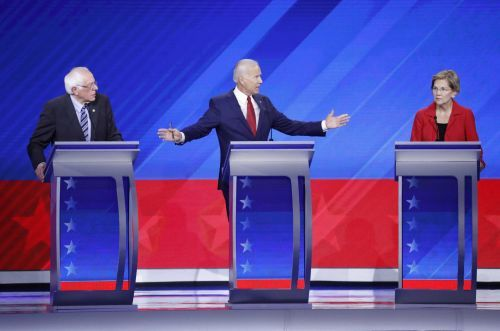 Democratic Debate: Biden, Warren, Sanders expected to face scrutiny