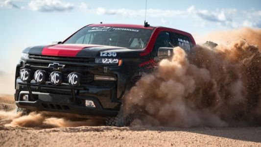 Chevy's New Race Truck Makes Me Think There's A Silverado ZR2 Coming