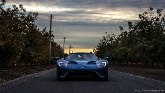 John Cena's 2017 Ford GT Sells Yet Again, This Time for $1.3 Million