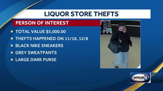 State police looking for woman who stole $5,000 in wine