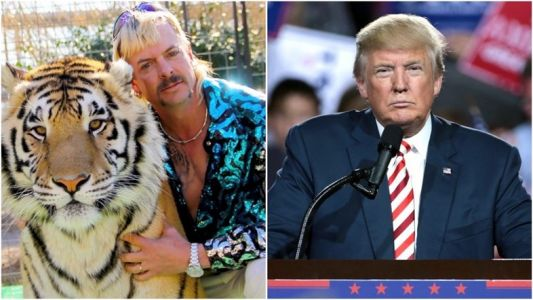Tiger King's Joe Exotic 'very close' to a presidential pardon from Trump