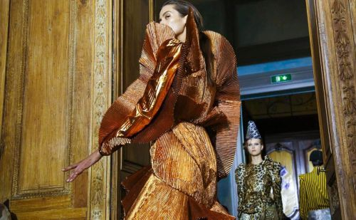 Interview with Ronald van der Kemp, Holland's eco couturier