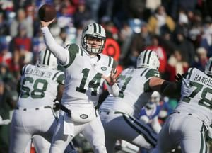 Jets see progress from Darnold in return from injury