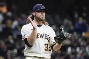 Brewers ace Burnes had COVID-19, was asymptomatic