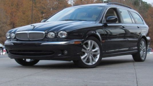 At $12,995, Will This 2007 Jaguar X-Type Wagon Let The Cat Out of The Bag?