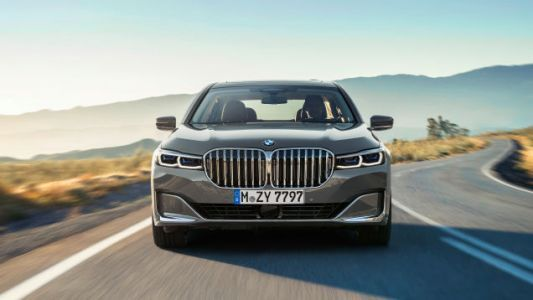 Yes, the 2020 BMW 7 Series' Grille Is a Whole 40 Percent Larger