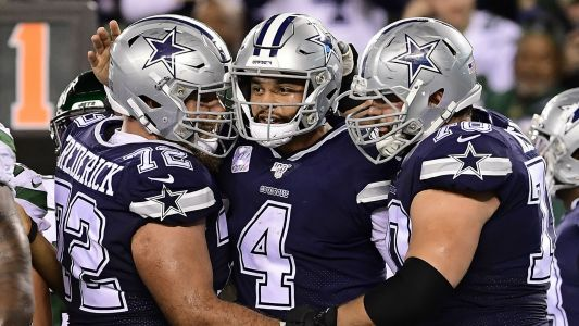 NFL picks, predictions against spread for Week 7: Cowboys edge Eagles, 49ers smash Redskins