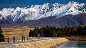 Tourism is the heart of New Zealand's economy with spending figures reaching record high