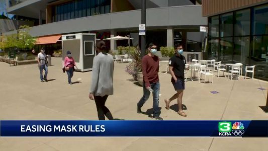 No mask if fully vaccinated? Sacramentans share mixed reactions to new guidelines