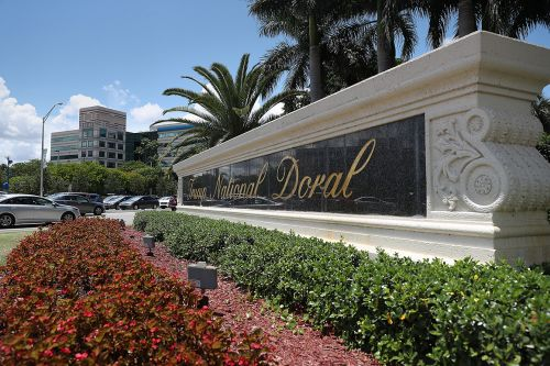 Trump says his Doral resort will no longer host G7 summit