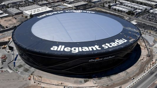 Inside Allegiant Stadium: Cost, capacity & more to know about Las Vegas Raiders' new home