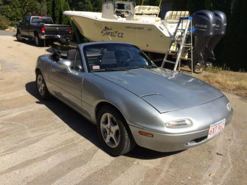 "At $7,500, Does This 1995 Mazda MX5 Have You Saying ""I Could've Had a V8""?"