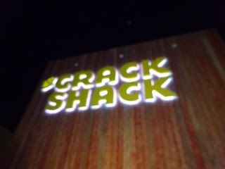 Crack Shack Is No Joke
