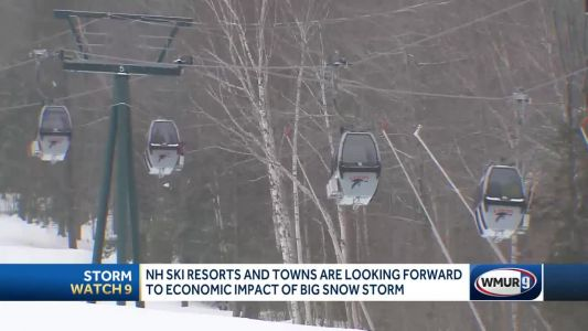 Ski areas looking forward to major winter storm