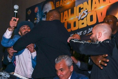Paulie Malignaggi on infamous Conor McGregor sparring sessions: 'He's got no balls at all'