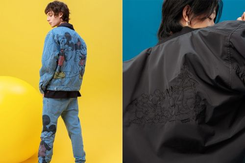 The Disney and Levi's Mickey Mouse Gang Capsule Collection