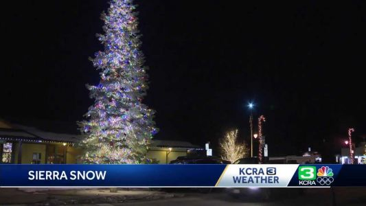 Sierra snows comes at perfect time for businesses