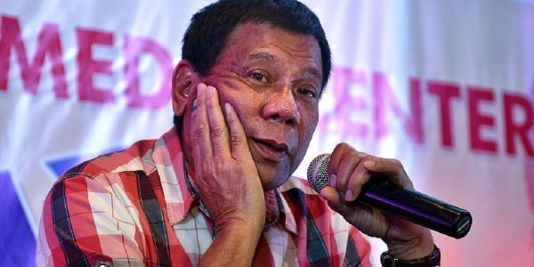 Philippine President Duterte gave remarks that are raising questions about his health