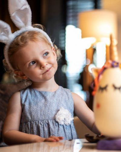 Celebrate easter with an Eggstravagant Brunch in The Ballroom at Four Seasons Hotel Baltimore