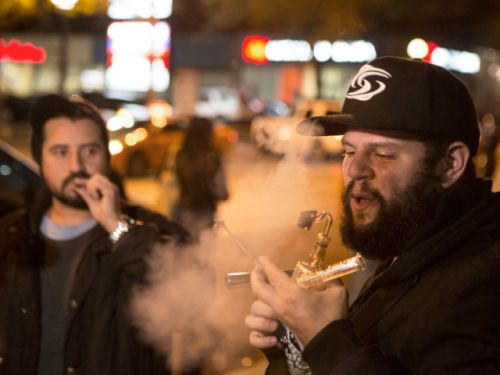 Legal pot is here and one thing is certain: The world is watching us