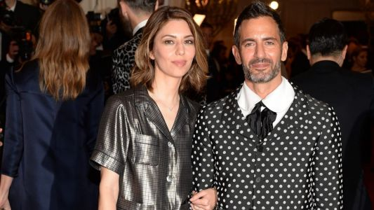 Great Outfits in Fashion History: Sofia Coppola in Marc Jacobs PJs at the Met Gala
