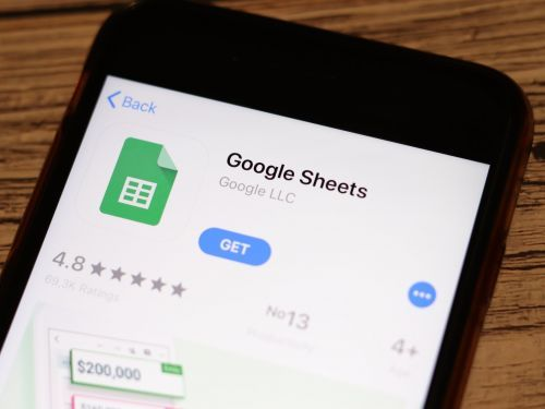 How to delete rows in Google Sheets on a computer or mobile device