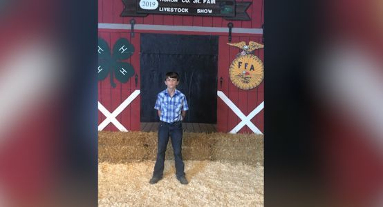 7th-grader donates $15,000 to St. Jude Children's Research Hospital