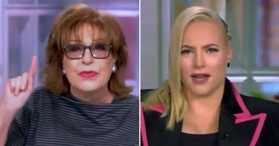 'View' Smackdown! Watch Joy Behar Tear Into Meghan McCain On Her Second Day Back, Plus Exclusive Details Inside The Feud