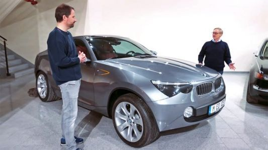 BMW Reveals Never Before Seen X6 Predecessor In New Video