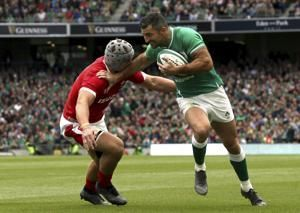 Ireland rules out Kearney, Earls for Cup opener v Scotland
