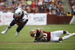 Patriots FB Jakob Johnson placed on IR with shoulder injury