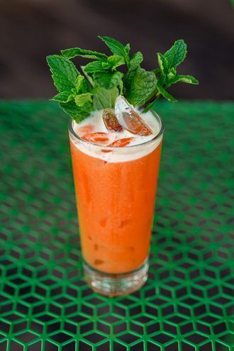 Carrot Margarita: Pedro Rabbit