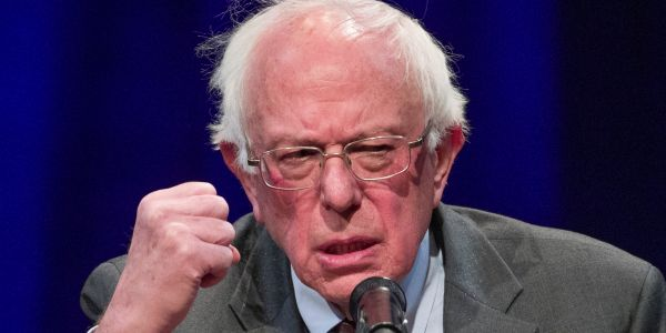 Bernie Sanders responds to Trump's revived nickname for him: 'What's crazy is that we have a president who is a racist, a sexist, a xenophobe and a fraud'