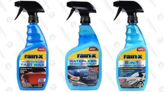 Grab a Bottle of Rain-X For Free After Online Rebate