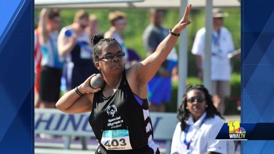 Team Maryland proudly represents at U.S. Special Olympics
